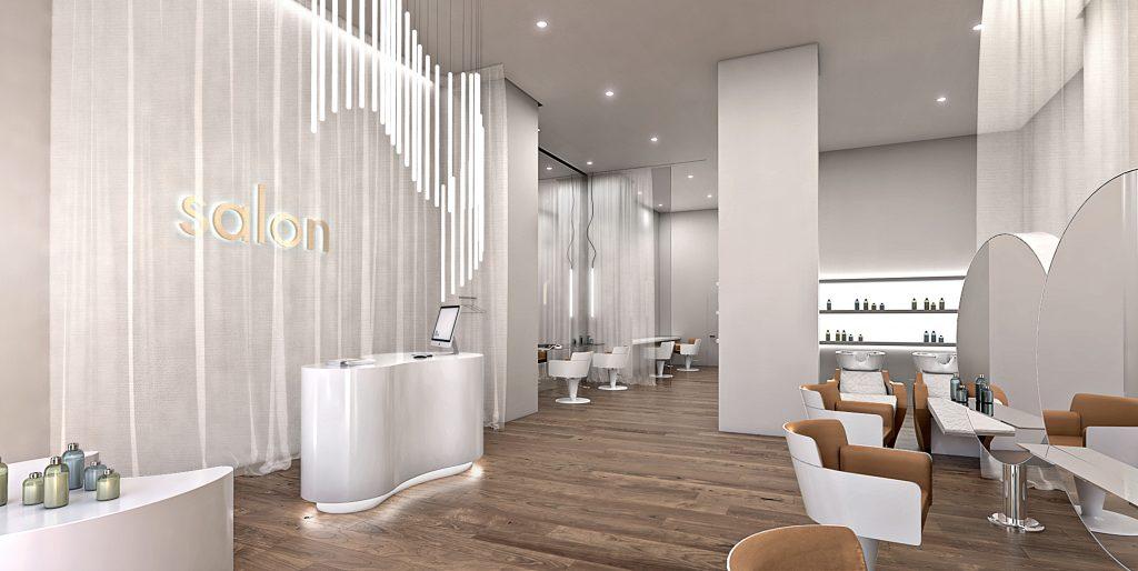 Hair Salon Design - www.cest-design.at